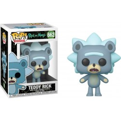 Pop! Rick & Morty : Teddy Rick - Figurine Funko