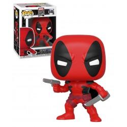 Pop! Marvel : Deadpool 80Th - Figurine Funko