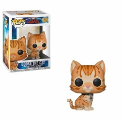 Pop! Marvel : Captain Marvel Goose The Cat - Figurine Funko