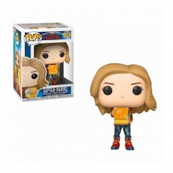 Pop! Marvel : Captain Marvel 444 - Figurine Funko