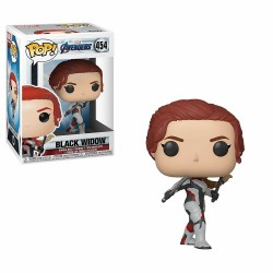 Pop! Marvel : Avengers Endgame Black Widow - Figurine Funko