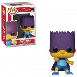Pop! The Simpsons Bartman - Figurine Funko