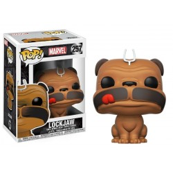 Pop! Marvel : Inhumans Lockjaw - Figurine Funko