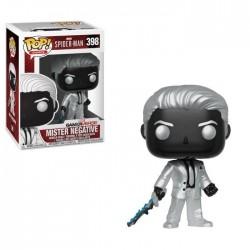 Pop! Marvel : Spiderman Mister Neg. 398 - Figurine Funko