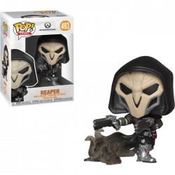 Pop! Overwatch Reaper - Figurine Funko
