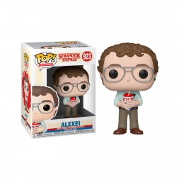Pop! Stranger Things Alexei - Figurine Funko