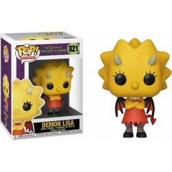 Pop! The Simpsons Demon Lisa - Figurine Funko