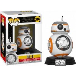 Pop! Star Wars : Rise Of Bb8 - Figurine Funko