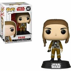 Pop! Star Wars : Paige - Figurine Funko