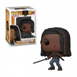 Pop! Walking Dead Michonne - Figurine Funko