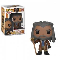 Pop! Walking Dead Ezekiel - Figurine Funko
