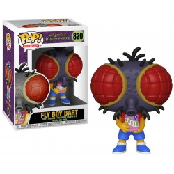 Pop! The Simpsons Fly Boy Bart - Figurine Funko
