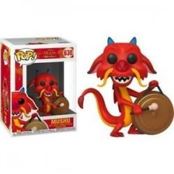 Pop! Disney Mulan Mushu Gong
