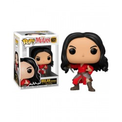 Pop! Disney Mulan Warrior