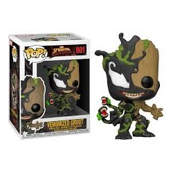 Pop! Spiderman Maximun Venom Groot
