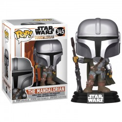 POP! The Mandalorian