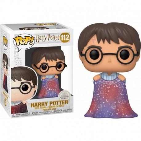 POP! Harry Potter Cape D'invisibilité