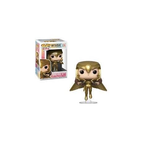POP! Wonder Woman Golden Armor Flying