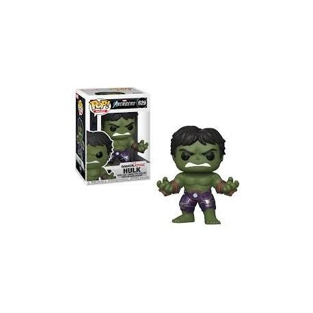 POP! Hulk Gamerverse
