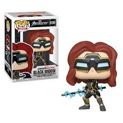 POP! Black Widow Gamerverse