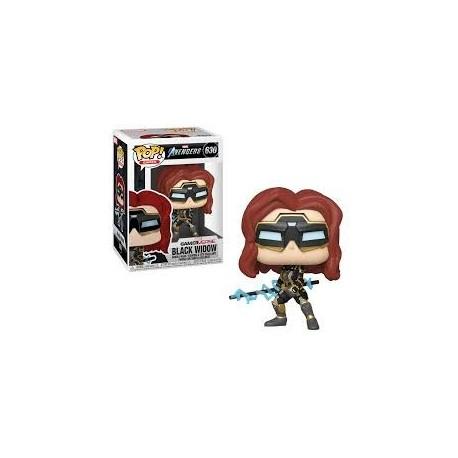 POP! Black Widow Gamerverse