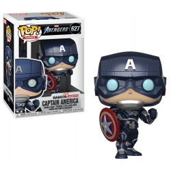 POP! Captain America Gamerverse