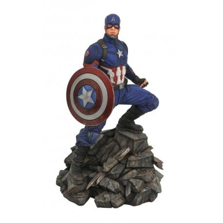 Captain America Diamond Statue