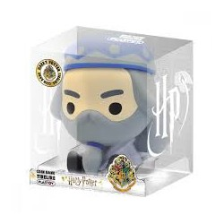 Tirelire H.P Dumbledore Plasto