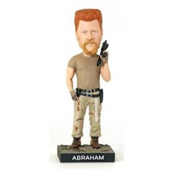 Walking Dead Abraham