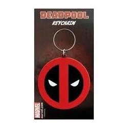 Deadpool Symbol Keyring