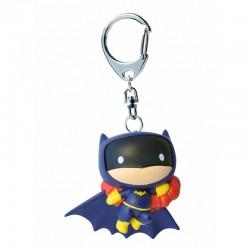 Porte Cle Batgirl Plastoy