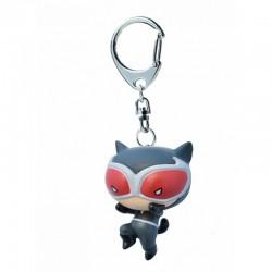 Porte Cle Catwoman Plastoy