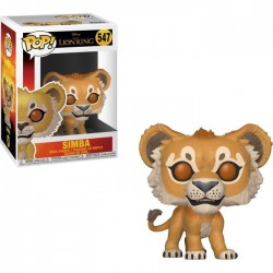 Pop Simba The Movies 547