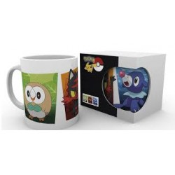 Mug Pokemon Alola Patners