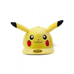 Casquette Tête de Pikachu