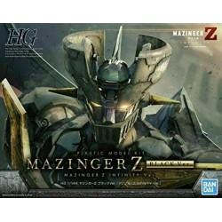 HG 1/144 Mazinger Z noire