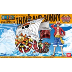 Maquette One Piece Thousand Sunny