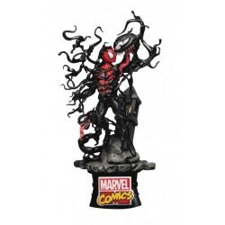 D Stage Spiderman VS Venom