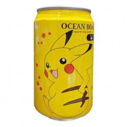 Canette Pokemon Pikachu Pomme