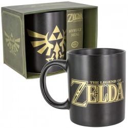 Mug Zelda Logo Hyrule
