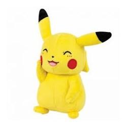 Peluche Pikachu Sourire 26 cm