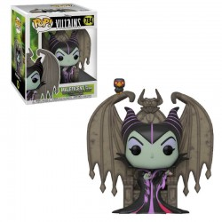 POP! Maleficient On Throne