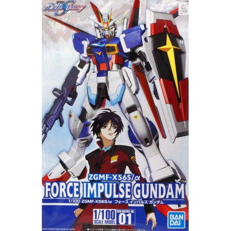 1/100 Gundam Force Impluse