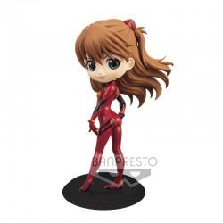 Q-Posket Evangelion - Rei Ayanami Plugsuit Style (Ver.A)
