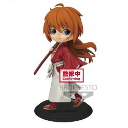 Q-Posket Kenshin Le Vagabond Kenshin Himura (Ver.A)