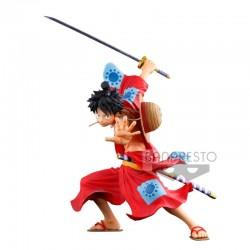 One Piece Bwfc III The Monkey.D.Luffy Super Master Stars Piece