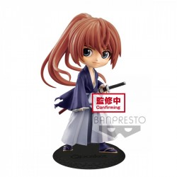Q-Posket Kenshin Le Vagabond Battousai Himura (Ver.B)