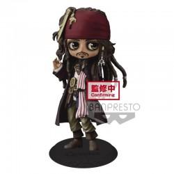 Q-Posket Disney -Jack Sparrow (ver.A)