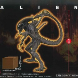 Alien: Resurrection - Alien Warrior Dark Brown Ver.