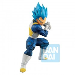 Ichibansho Super Saiyan God Super Saiyan Evolved Vegeta (Ultimate Variation)